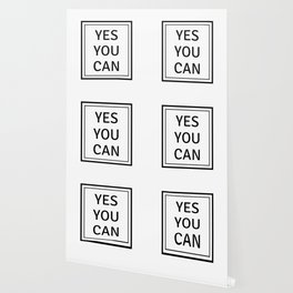 YES YOU CAN Wallpaper