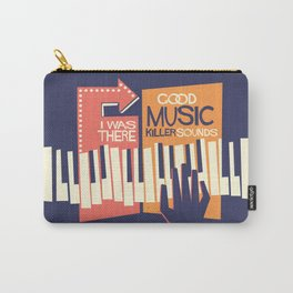 For the Love of Music Carry-All Pouch