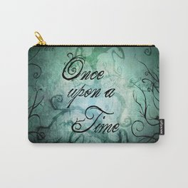 Once Upon A Time ~ Fairytale Forest  Carry-All Pouch