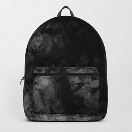 Abstract Radial Gradation Backpack