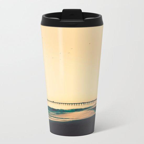 Oceanus Metal Travel Mug