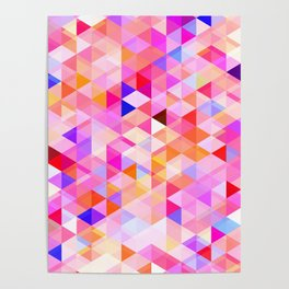 Abstract Pattern XI Poster