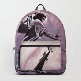 Angel of the Waters NYC Backpack