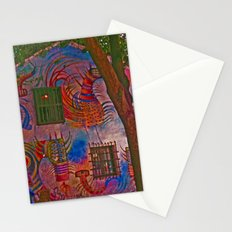 MAGIC HOUSE BOGOTA COLOMBIA Stationery Cards