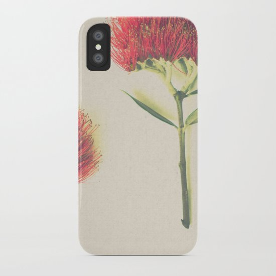 Christmas Wallpaper iPhone Case