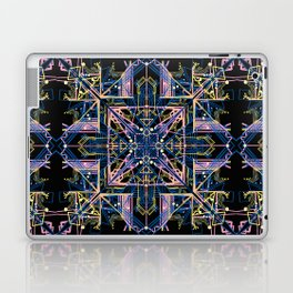Forget Me Knot from the Tech Nectar Series Laptop & iPad Skin