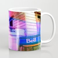 montreal Mugs featuring Montreal 8275 by Korok Studios