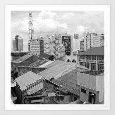 Phuket I Art Print