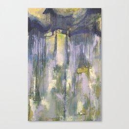 Mental Landscapes Canvas Print