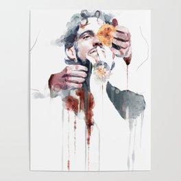 La Vedova Bianca Poster
