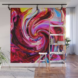Melting Candy Wall Mural