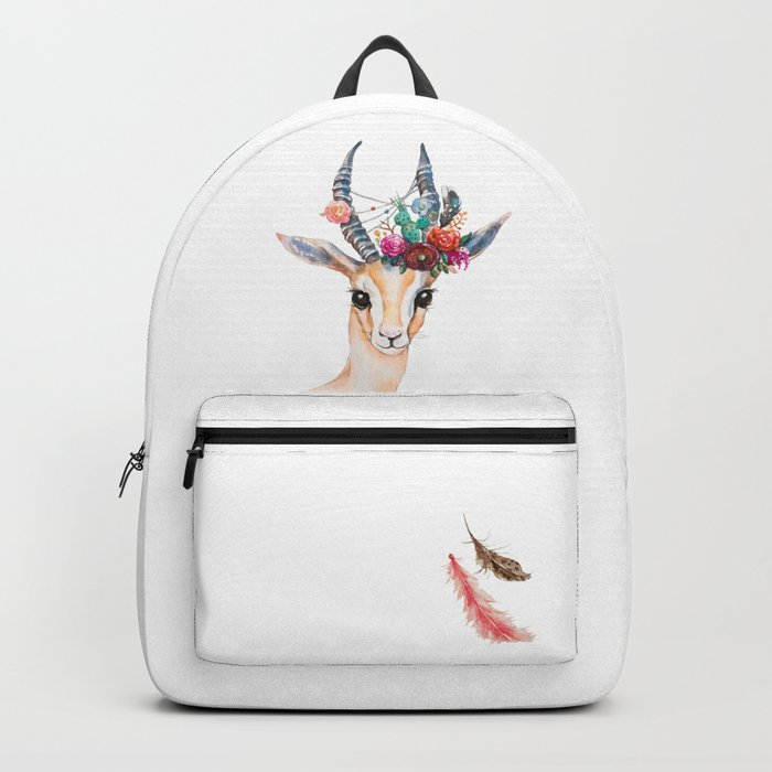 Boho Gazelle Backpack