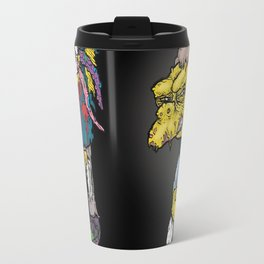 Always trust your gut feeling Travel Mug