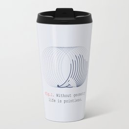 hed geo hog Travel Mug