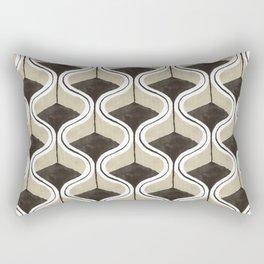 Never Ending Hourglass Rectangular Pillow