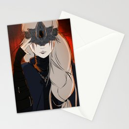 The Firekeeper Stationery Cards