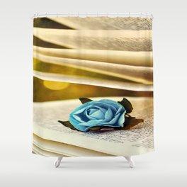 bookmark Shower Curtain