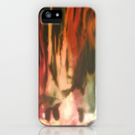 Shooting the Star iPhone Case
