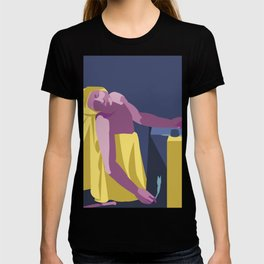 Death of a Marat Pop Art T-shirt