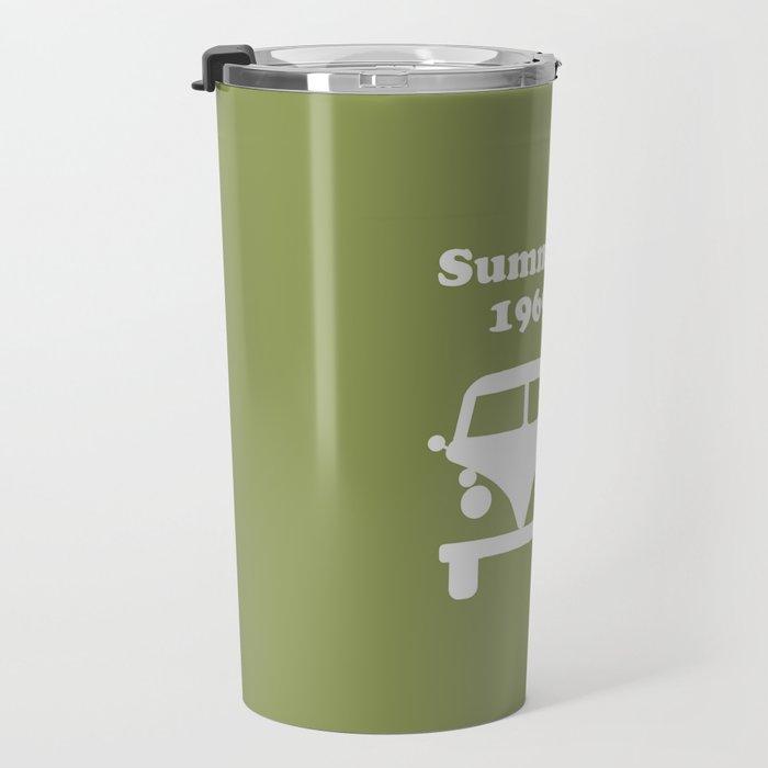 Summer 1969 - Green Travel Mug