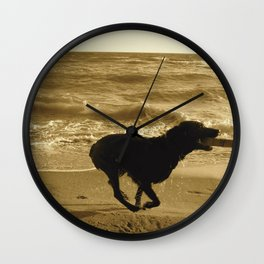 fetch Wall Clock