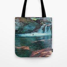 waterfalls 02 Tote Bag