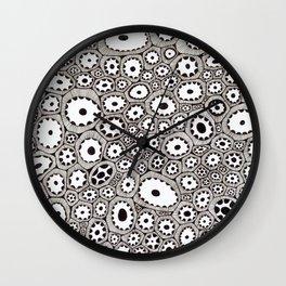 Amoebionic Wall Clock
