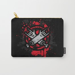 Blood metal Carry-All Pouch