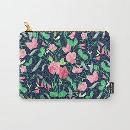 Pretty floral pattern. Sweet Pea. Tasche
