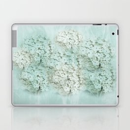 SHADY HYDRANGEAS Laptop & iPad Skin