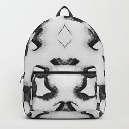 Ironwork Snowflake Backpack