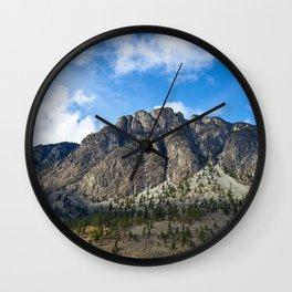 Mtn 1 C Wall Clock