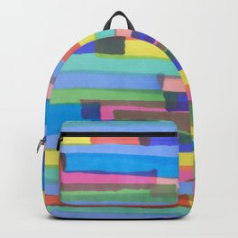 Happy Stripes Backpack