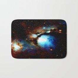 Galaxy Nebula : Messier 78 Bath Mat