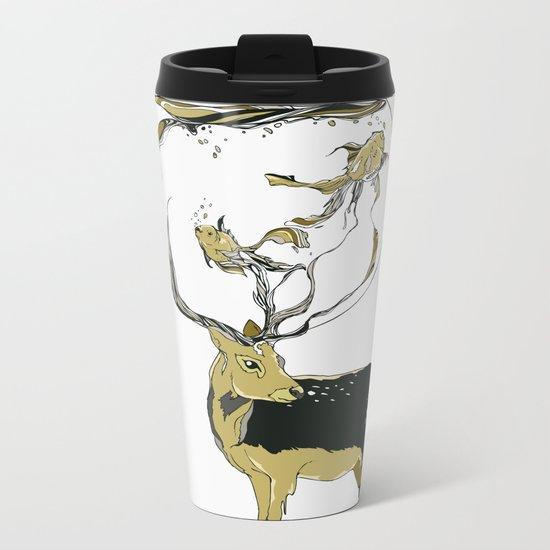 Revolve Metal Travel Mug