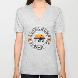 Bubba Gump Shrimp Company Unisex V-Neck