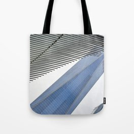 Towering Over Tote Bag