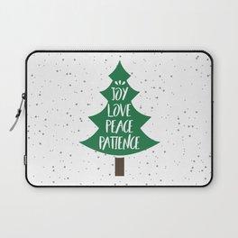 Tree of Christmas Present Laptop Sleeve