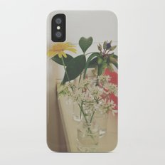 Morning at the Cottage iPhone X Slim Case