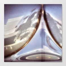 Wilshire and Spaulding Canvas Print