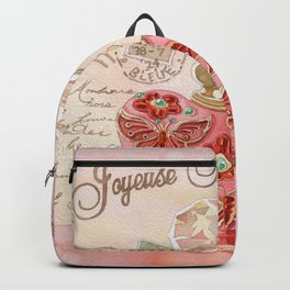 Joyeuse Saint Valentin2 Backpack