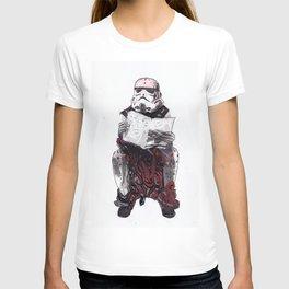 Stormpooper T-shirt