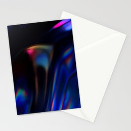 Irised light Stationery Cards