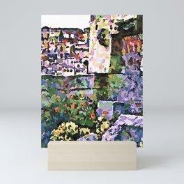 Sassi di Matera Mini Art Print