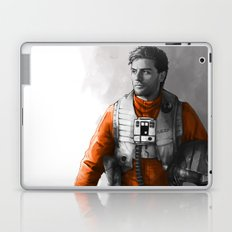 Poe Dameron Laptop & iPad Skin