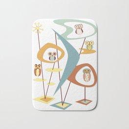 It's Owl Atomic Bath Mat