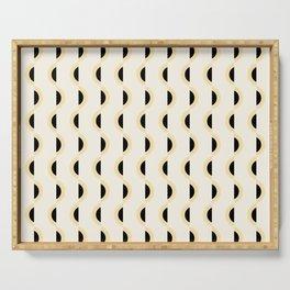 Gwynne Pattern - Canary Serving Tray