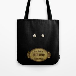 "Bunemo from Black Hole ""O"" (Virginale) Tote Bag"
