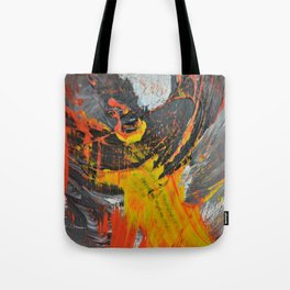 Motion in Abstraction Tote Bag