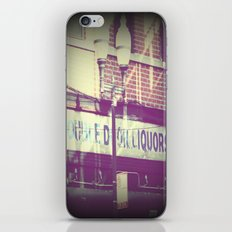 All I remember from last night iPhone & iPod Skin